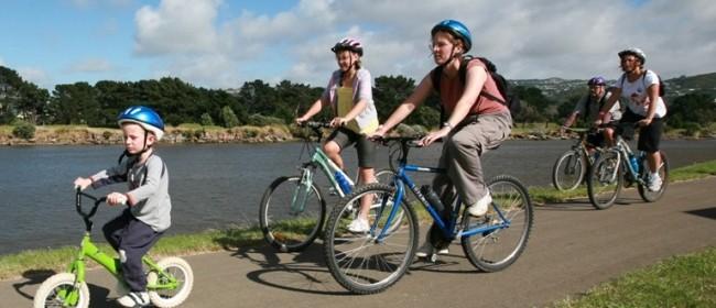 Avanti Plus Lower Hutt Bike the Trail