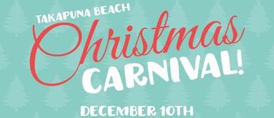 Takapuna Beach Christmas Carnival