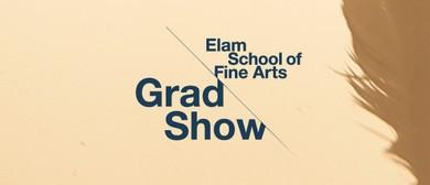 Elam Grad Show