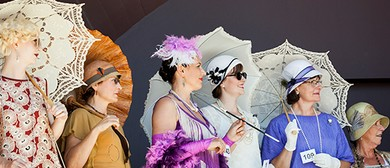 Costumes & Coiffure & Bathing Belles Competitions -TADF16