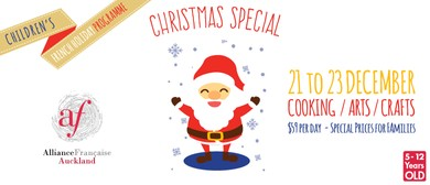 Children's French Holiday Programme - Christmas Special
