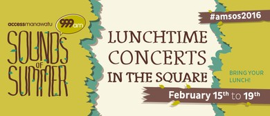 Sounds of Summer: Lunchtime Concerts in the Square