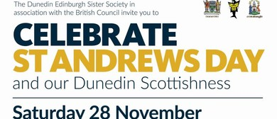 Celebrate St Andrews Day Public Event