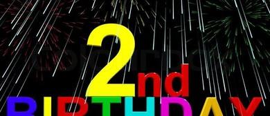 Club Bachata 2nd Birthday Bash