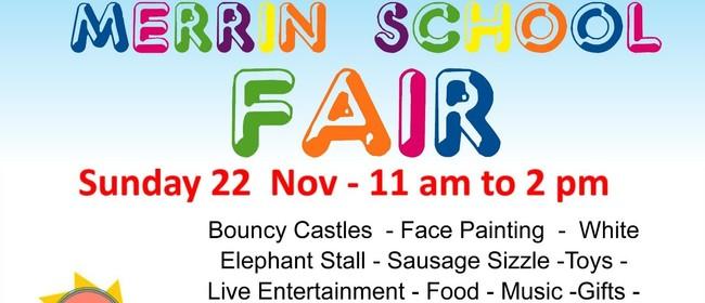 Merrin School Fair