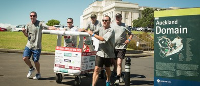 Great Auckland Bed Race