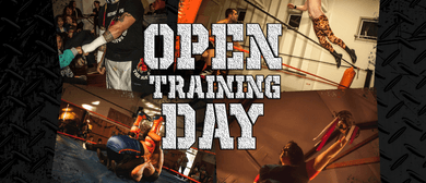 Auckland Pro Wrestling Open Training Day