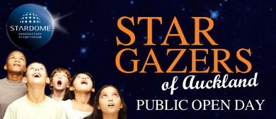 Stargazers Open Day