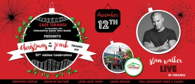 Turangi 50th Jubilee & Xmas in the Park feat Stan Walker