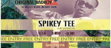 Original Badboy: Spikey Tee (UK/Jamaica)