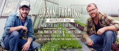 Urban Farming Masterclass Two Day Workshop