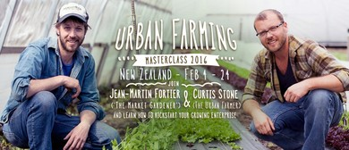 Urban Farming Introductory Talk - Nelson