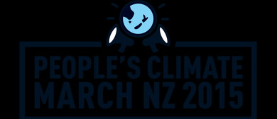 Rotorua People's Climate March
