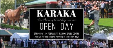 Karaka Open Day