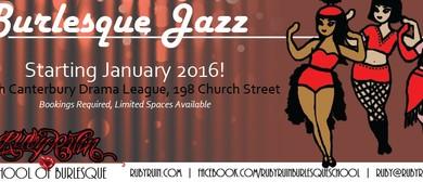 Burlesque Jazz Dance