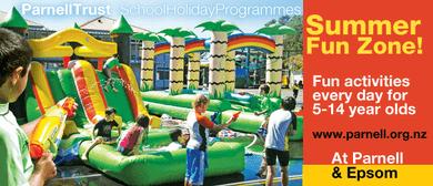 Jump Trampoline Park - Parnell Trust School Holidays