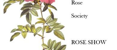Otago Rose Society ' Rose Show 2015'