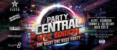 Party Central: NYE Edition