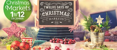 12 Days of Christmas Markets