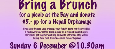 Bring a Brunch and Donate for Nepal