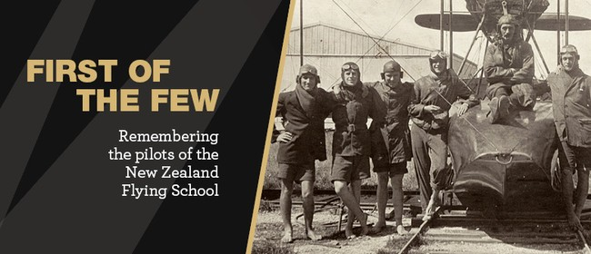 First Of The Few - Commemorating the NZ Flying School