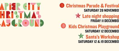 Napier City Christmas Parade & Festival