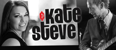 Sunday Afternoon with Kate and Steve