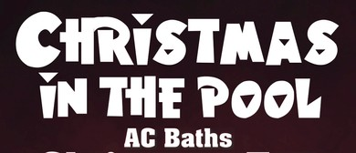 Christmas in the Pool