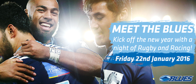 Meet The Blues   Rugby & Racing Race Night