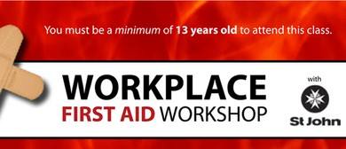 Te Anau Workplace First Aid