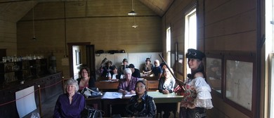 2016 Steampunk NZ Festival Writers Workshop