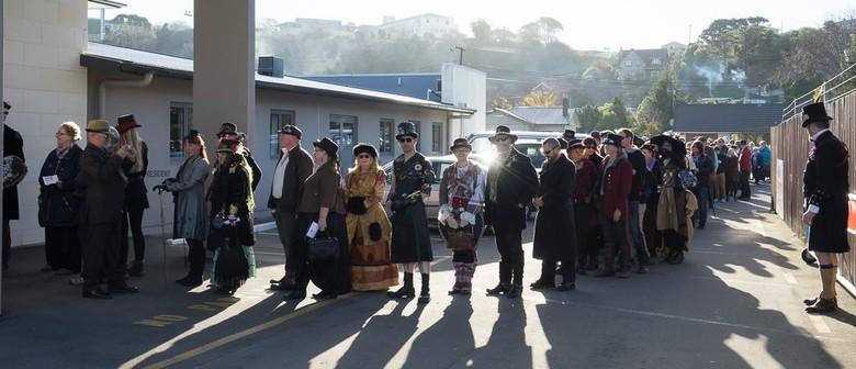2016 Steampunk NZ Festival Fashion Show