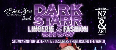 Dark Starr Lingerie and Fashion Show