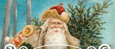 A Victorian Christmas & Santa Search