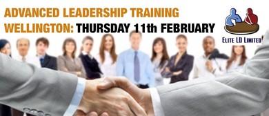 Advanced Leadership Training