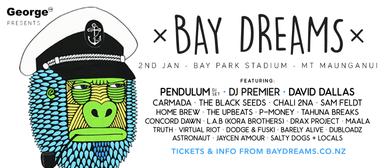 Bay Dreams Festival