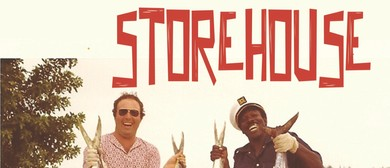 Storehouse - Rent Party Blues at The Wine Cellar