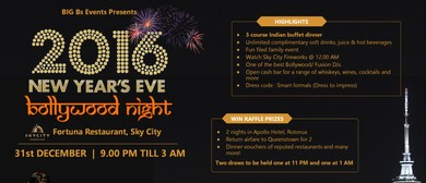 New Years Eve - Bollywood Night