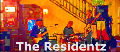 The Residentz in Mission Bay Sunday. No cover charge.