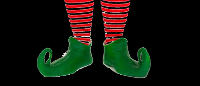 Hansel and Gretel and the Falling Christmas Elves
