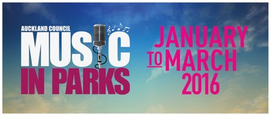 Auckland Council Music in Parks: Brendan Thomas & The Vibes