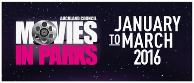 Auckland Council Movies in Parks: Ghostbusters