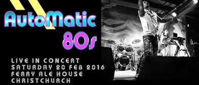 AutoMatic 80s - CHCH 2016