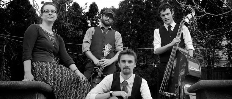 Meridian Gardens Magic - The Frank Burkitt Band
