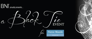 Nurse Maude Black Tie Event