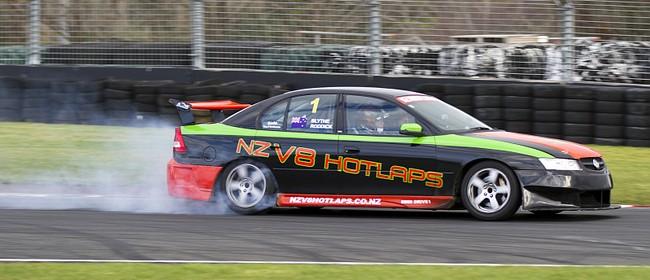 400kw Holden NZV8 Hot Laps
