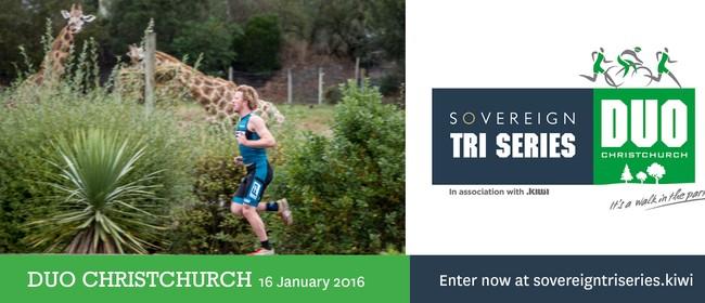 Sovereign Tri Series - Christchurch Duathlon