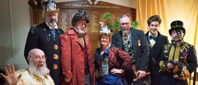 2106 Steampunk NZ Festival Around The World