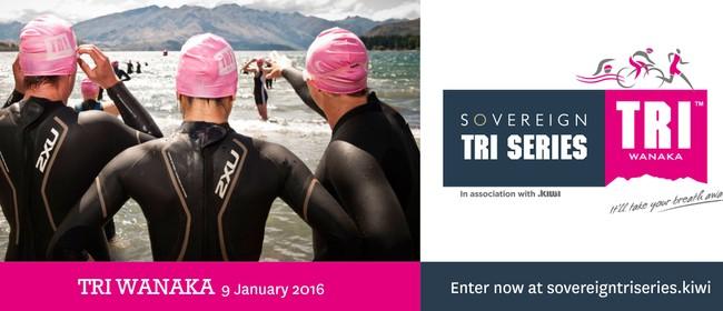 Sovereign Tri Series - Tri Wanaka