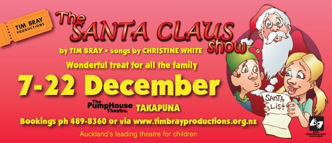 The Santa Claus Show '15 by Tim Bray